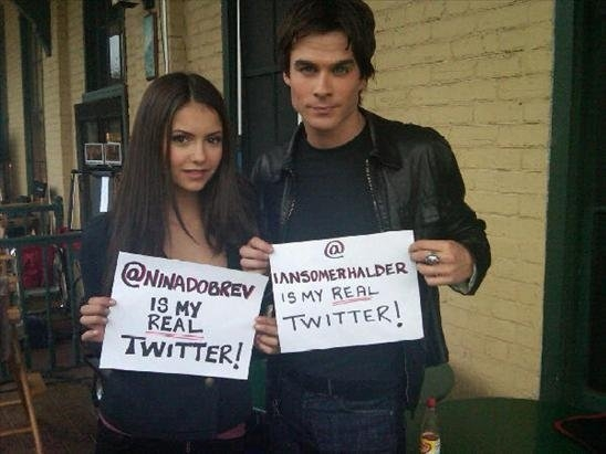 The-Vampire-Diaries-the-vampire-diaries-real-twitter- - …ен —омерхалдер